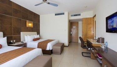Suite double Hôtel Krystal Urban Cancún Cancún