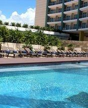 Piscine Hôtel Krystal Urban Cancún Cancún