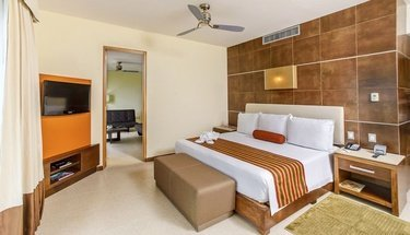 Suite king Hôtel Krystal Urban Cancún Cancún