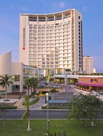 Façade Hôtel Krystal Urban Cancún Cancún